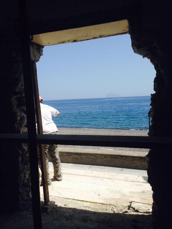 Reportage dall'isola: l'architettura come l'anima1° Parte
