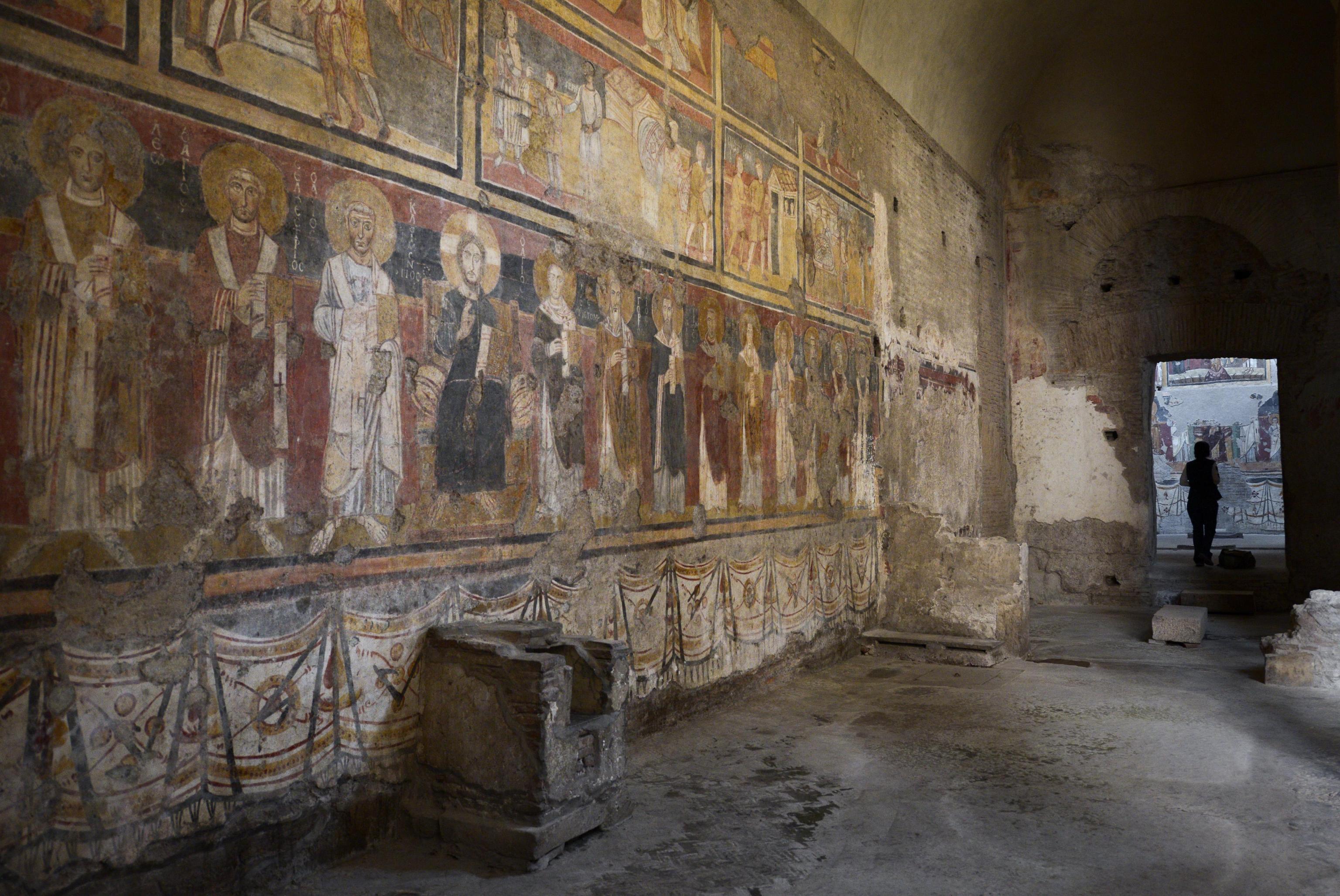 Santa Maria Antiqua: un tuffo nel passato tra Roma e Bisanzio