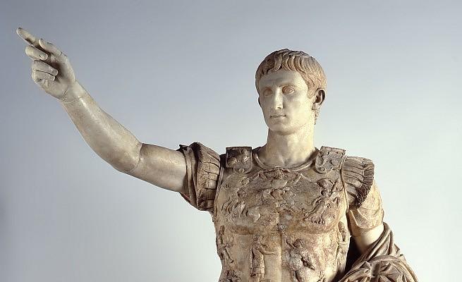 Le Chiavi di Roma. La città di Augusto.