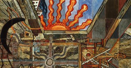 Dreamings - L'Arte Aborigena Australiana incontra de Chirico