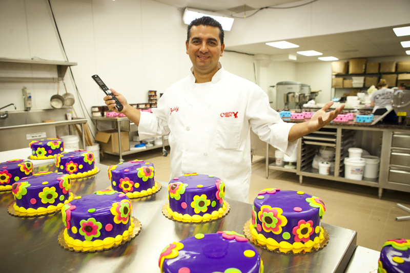 Il Boss delle torte sbarca a Lipari.