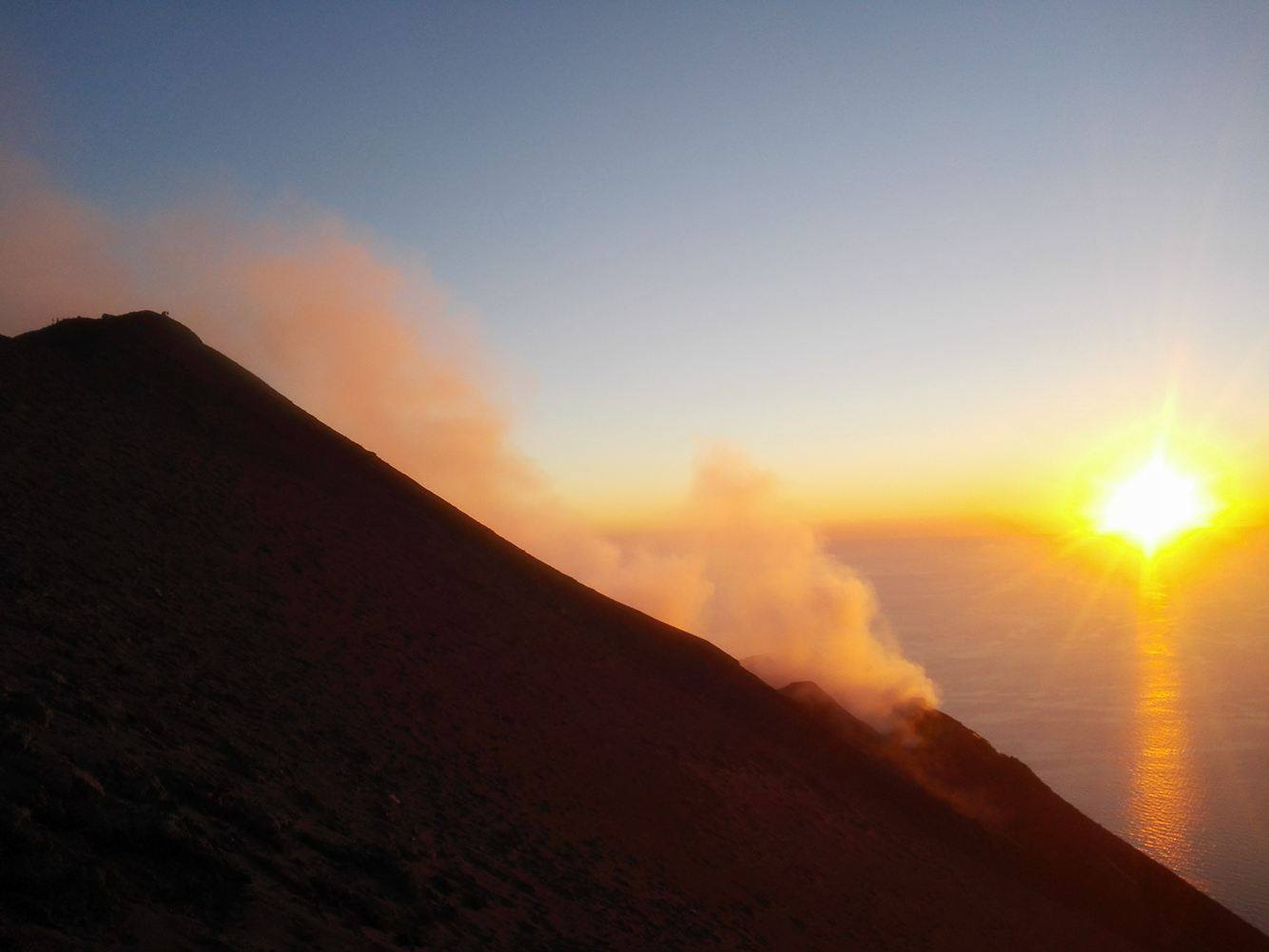 Future Lights on a volcanic landscape: l'intervista a Claudio Lucchesi	1° Parte