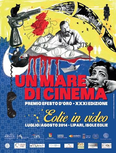 """Lipari si tinge di """"Noir"""" per la XXXI edizione di """"Un Mare di Cinema"""""""
