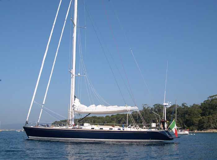La barca a vela nel passato e presente di Lipari