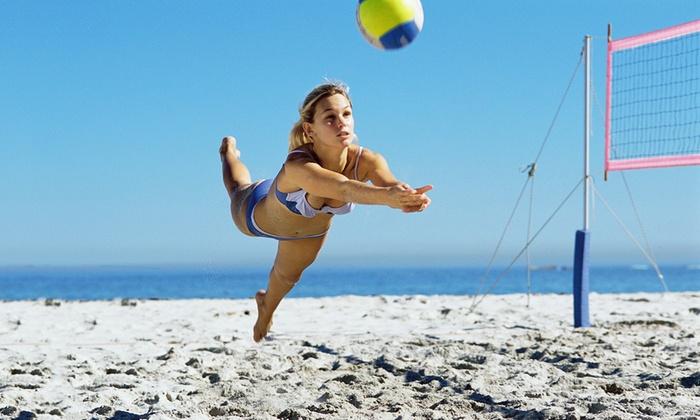 """Vulcano: grande successo per la kermesse internazionale di volley """"Eolie Beach"""""""