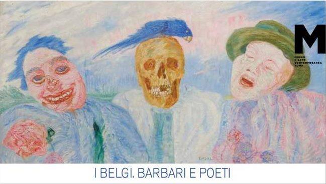 I Belgi. Barbari e poeti