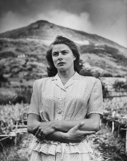 Omaggio a Ingrid Bergmann