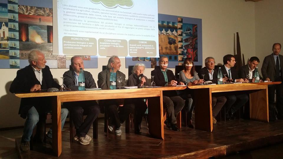 Lipari: Nasce il Comitato Promotore del Bio-distretto Eolie