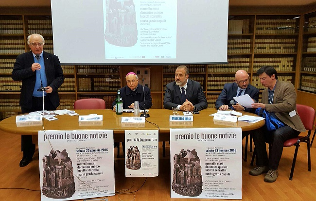 Il Corriere della Sera premia il professore Angelo Ferro