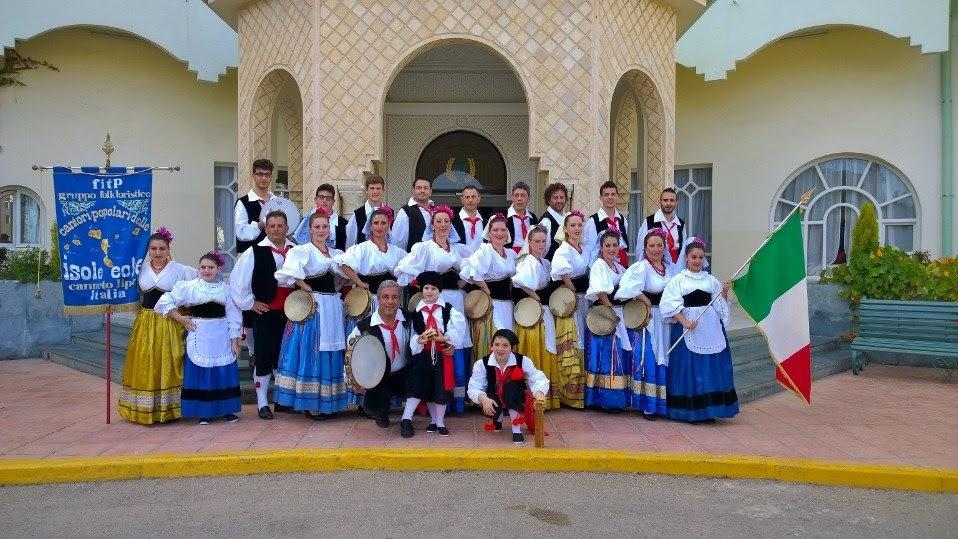 Canti popolari delle isole Eolie: musica, arte fra le arti