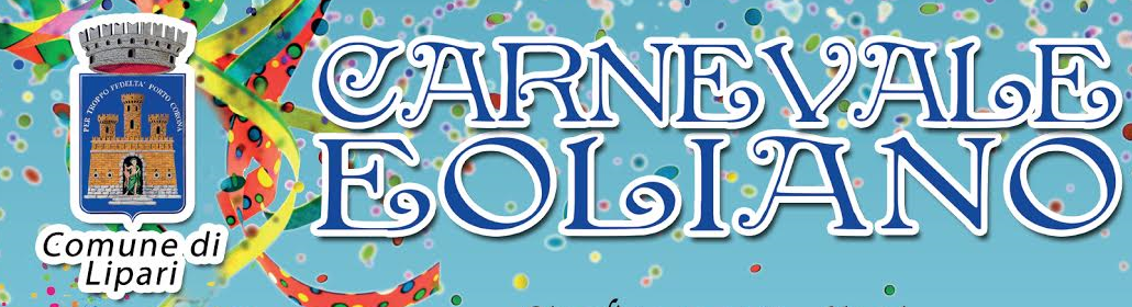 Il programma del Carnevale Eoliano 2016