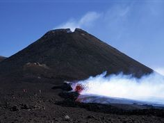 Carsten Peter: da National Geographic a Stromboli	2° Parte
