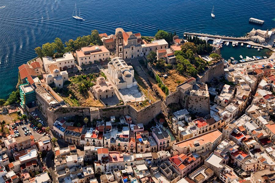 La Cattedrale Normanna di Lipari - 1° Parte