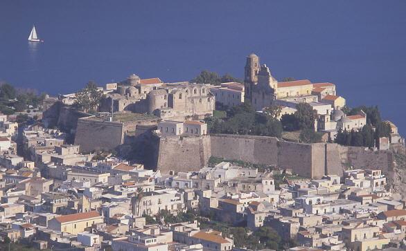 La Cattedrale Normanna di Lipari - 2° Parte