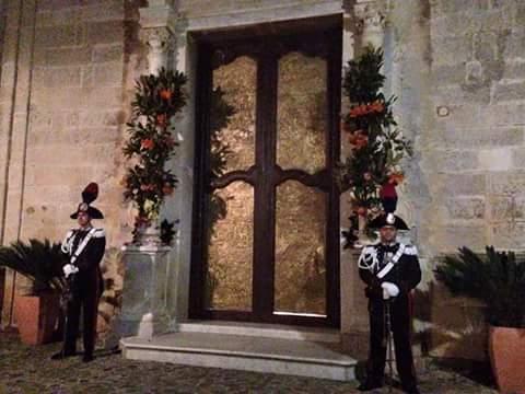 Chiusura della Porta Santa a Lipari