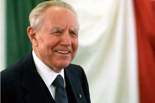 Il ricordo del presidente Carlo Azeglio Ciampi a Stromboli