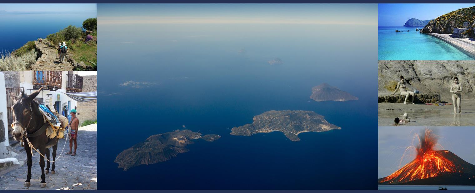 10 buoni motivi per scegliere le Isole Eolie - 1° parte