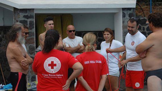 Le attività della Croce Rossa anche nelle Eolie2° Parte