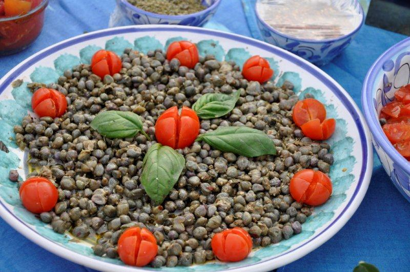 Cucina eoliana: dalla tradizione allo Slow Food