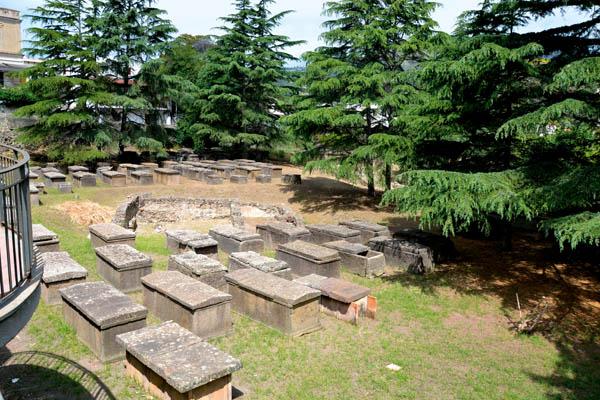 Lipari: il Parco Archeologico della Contrada Diana