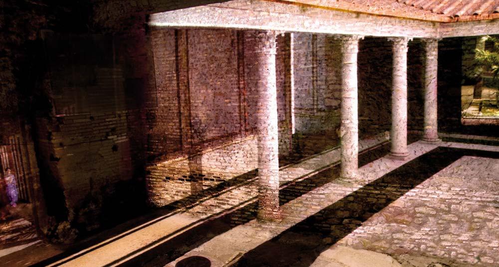 Le Domus romane del Palazzo Valentini