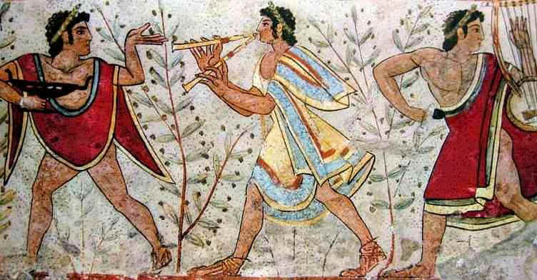 Experience Etruria: nettare e ambrosia, il cibo degli Dei