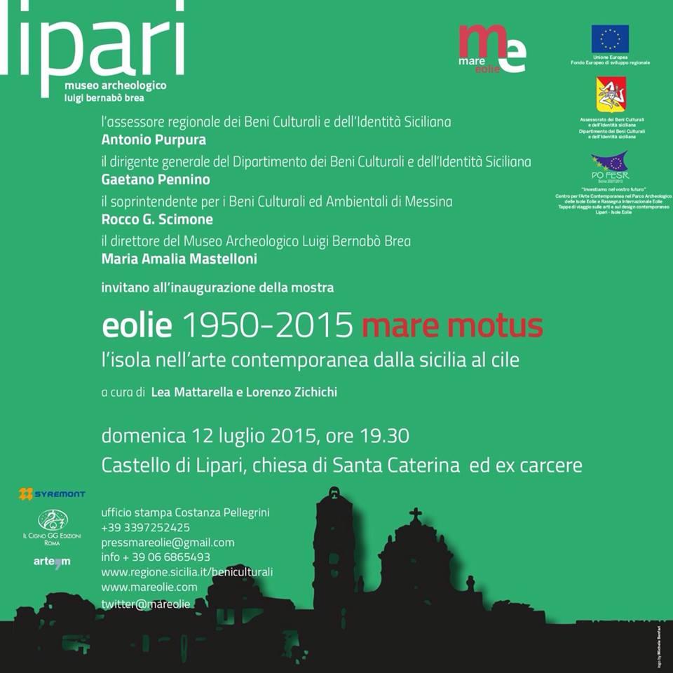 Lipari: dal 1950 ad oggi