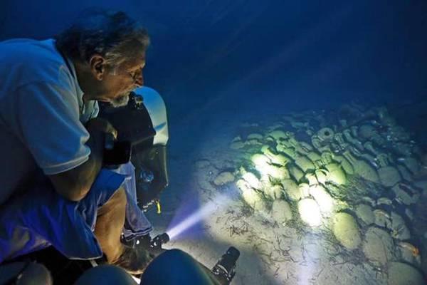 Archeologia subacquea a Panarea: rischio furti