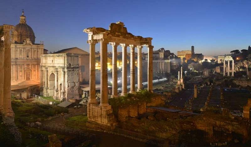 Foro di Cesare. Un nuovo viaggio nella storia dell'Antica Roma