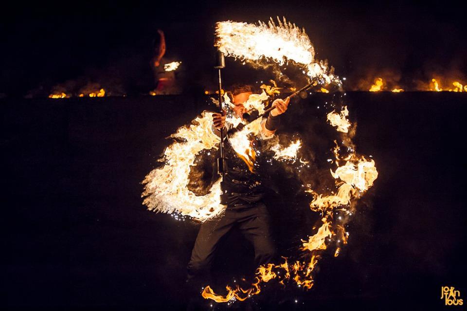 "La magia de ""La Festa del fuoco"""