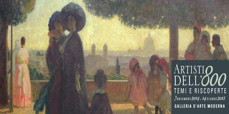 Artisti dell'Ottocento: temi e riscoperte