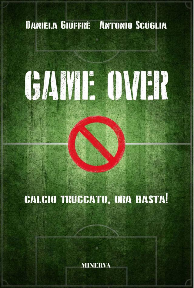 """La scrittrice Daniela Giuffrè e il suo """"Game Over"""": ora basta con calcio truccato1° Parte"""