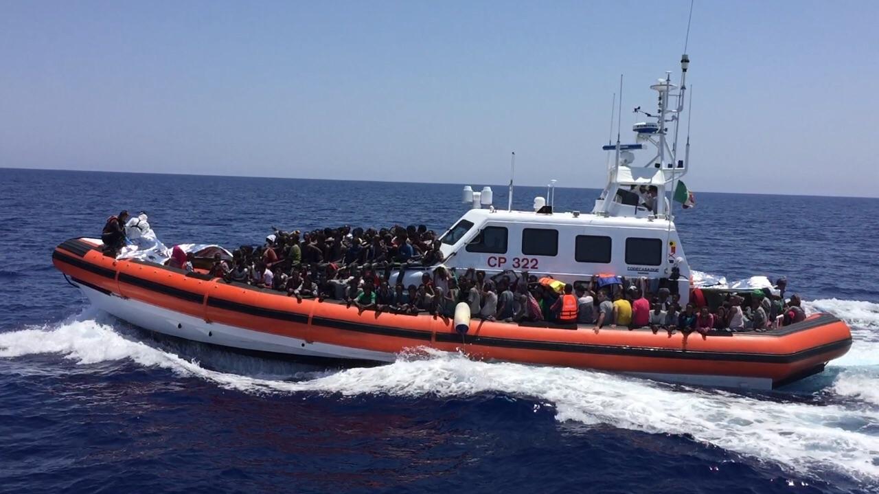 Il Premio Moscati a Guardia costiera Lipari