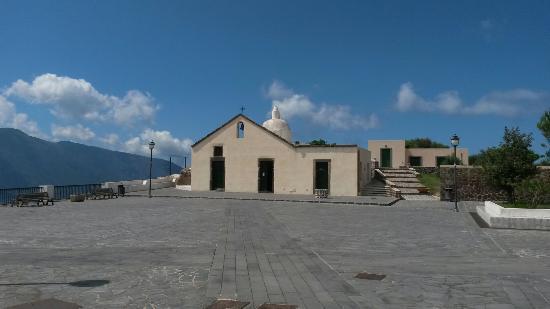 Il santuario di Lipari: la Madonna della Catena