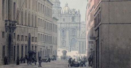 La Spina. Dall'Agro Vaticano a Via della Conciliazione