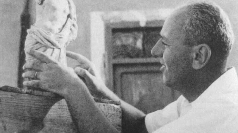 Il documentario sull'eredità di Luigi Bernabò Brea