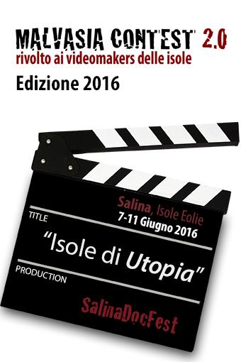 Malvasia Contest 2016: Isole di Utopia