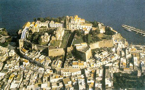 Ritorno al passato: alla scoperta del Museo Archeologico Regionale Eoliano di Lipari