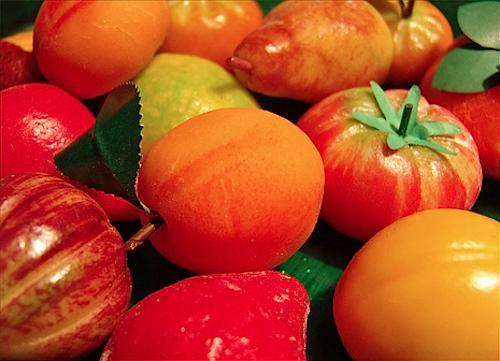 La Frutta Martorana e il Marzapane