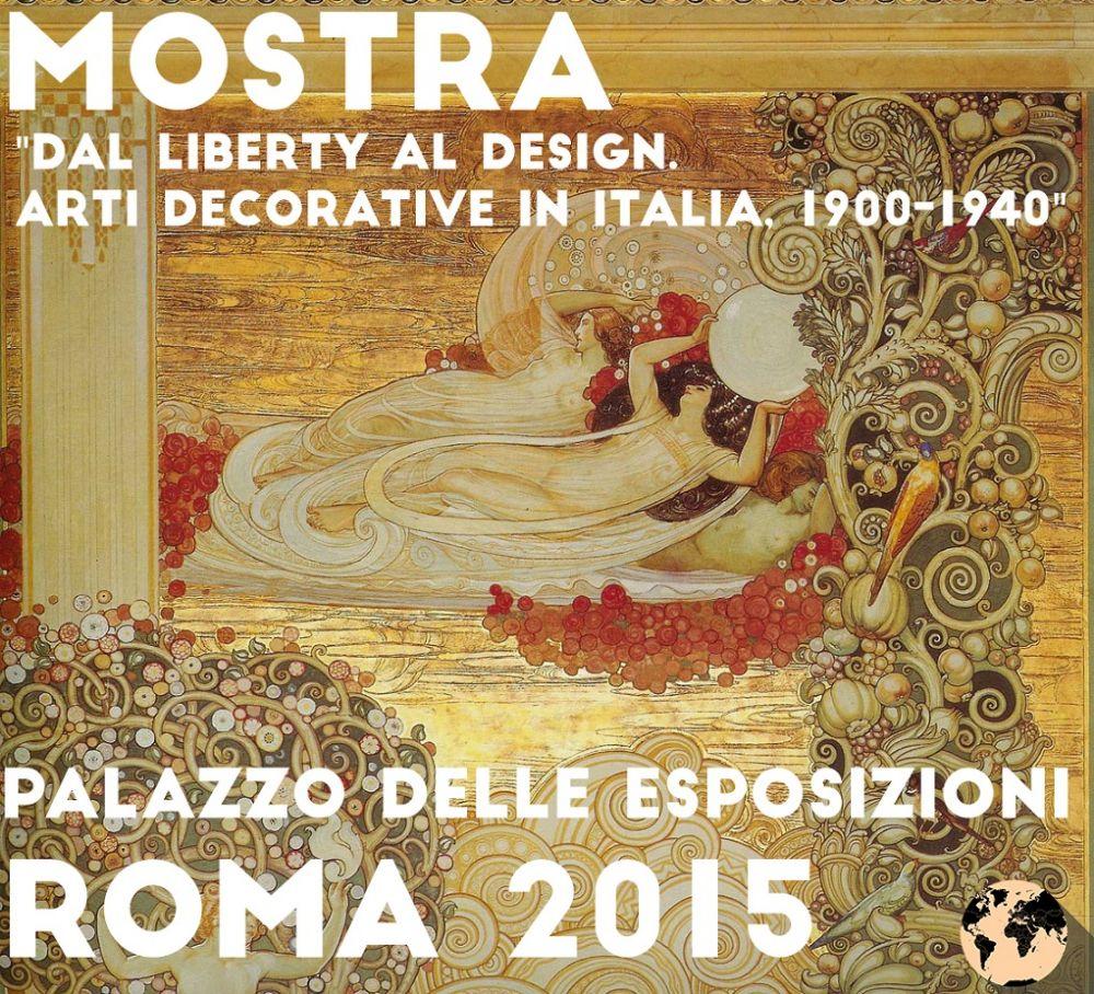 Una dolce vita? Dal Liberty al design italiano. 1900 - 1940.