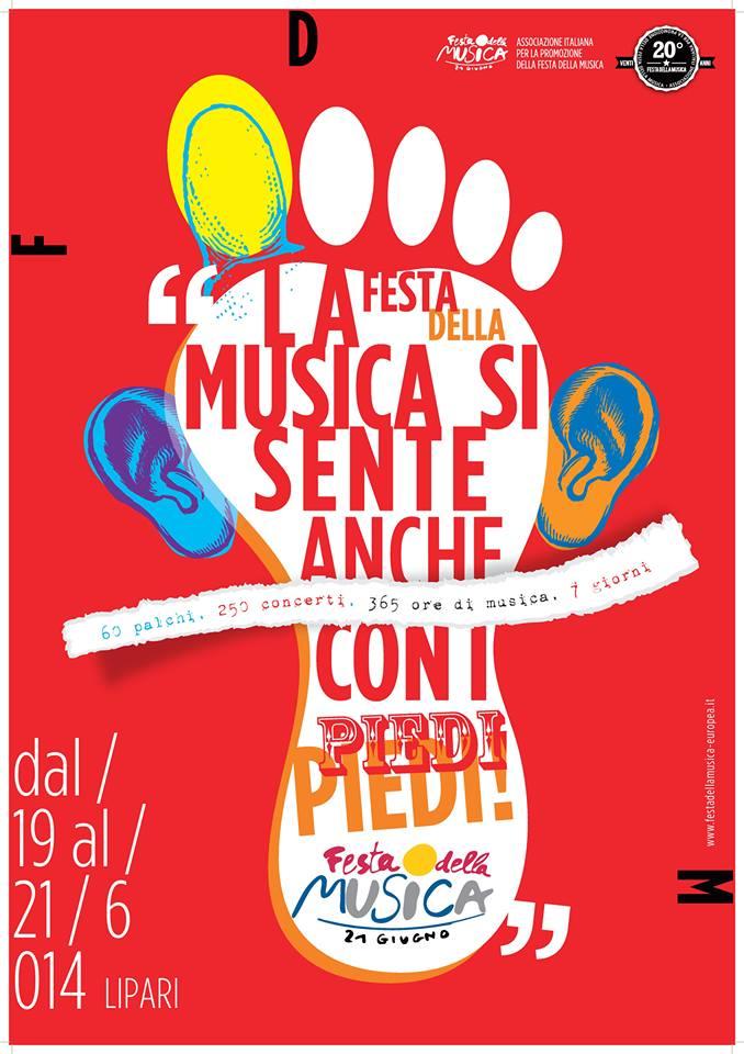 La Festa della Musica Europea a Lipari