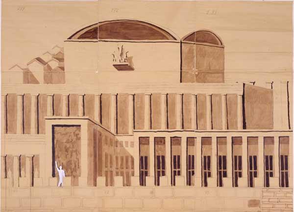 Esposizione  Universale Roma. Una città nuova dal fascismo agli anni '60. Museo Ara Pacis
