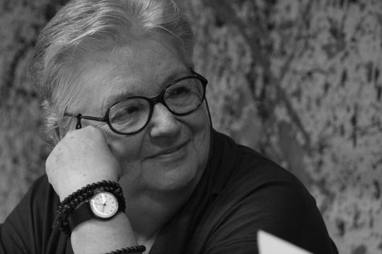Il ricordo delle Eolie di Giulia Niccolai, fotografa e poetessa italiana1° parte