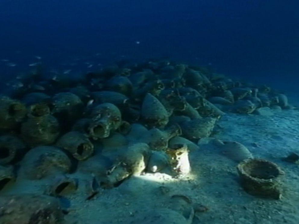 Lipari: c'è un mondo sommerso… 1° Parte