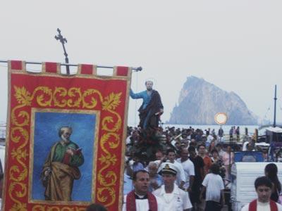 Panarea, festa di San Pietro: tra folklore e divertimento