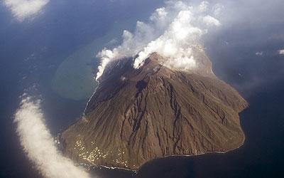 Il respiro del vulcano