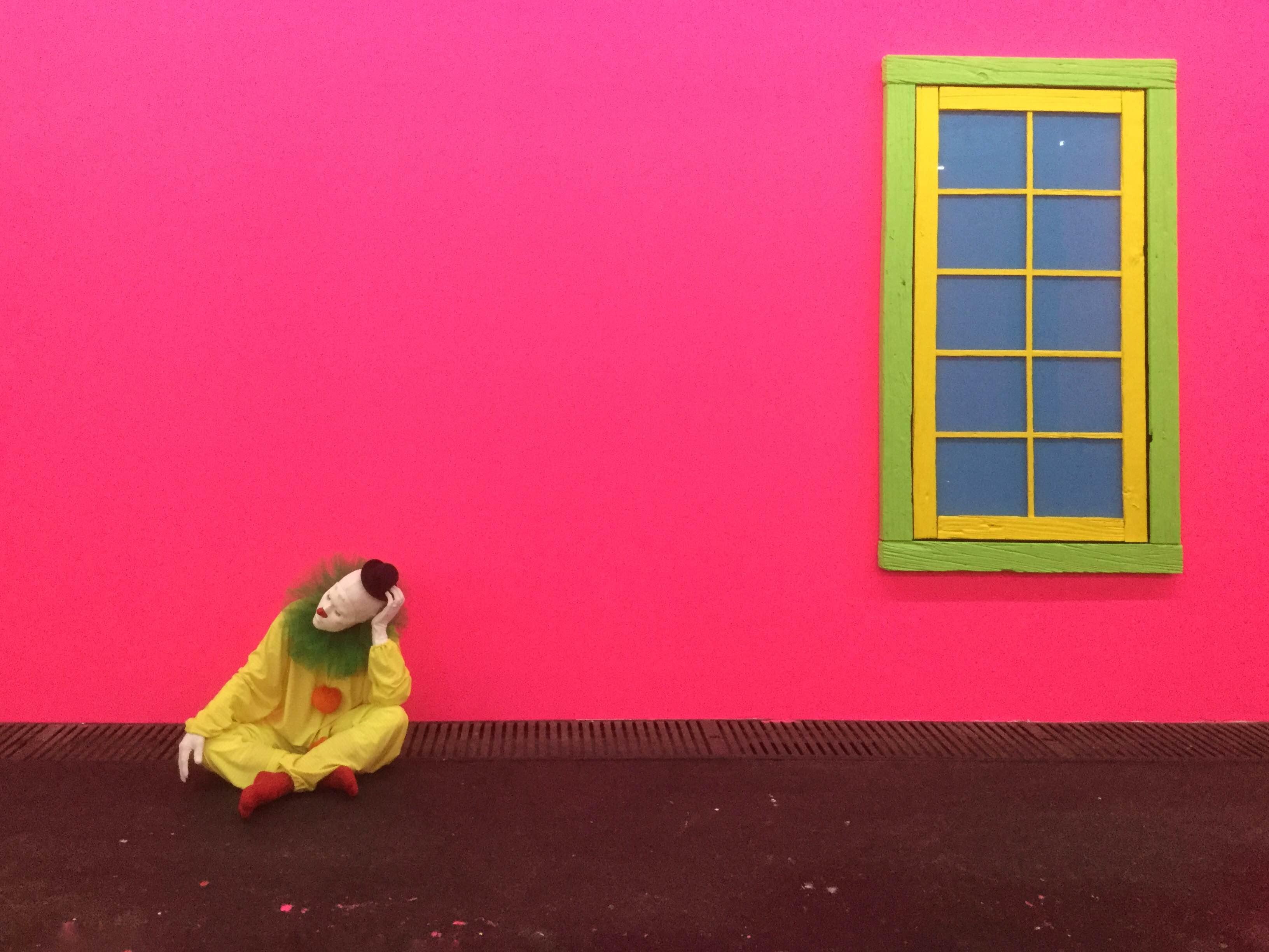 Ugo Rondinone: l'angustia della solitudine umana1° Parte