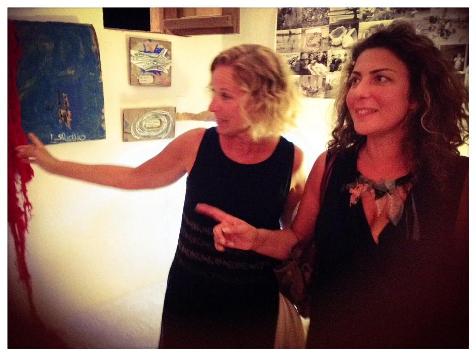 Arte e magia a Filicudi. Intervista a Loredana Salzano