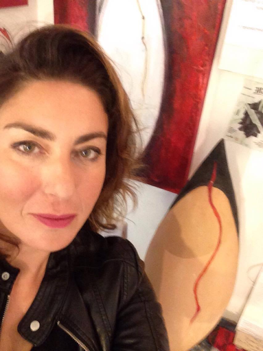 Loredana Salzano: le Eolie in arte1°Parte