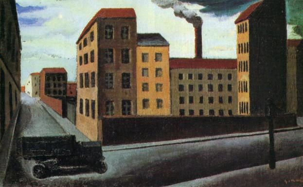 Mario Sironi in mostra al Vittoriano